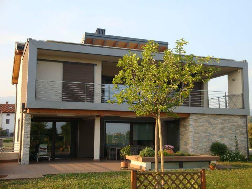 Ville prefabbricate legno su misura chiavi in mano case for Casa prefabbricata in legno su terreno agricolo