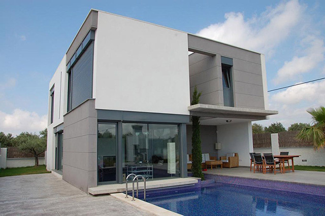 Case prefabbricate prezzi case prefabbricate case legno - Casa prefabbricata moderna ...