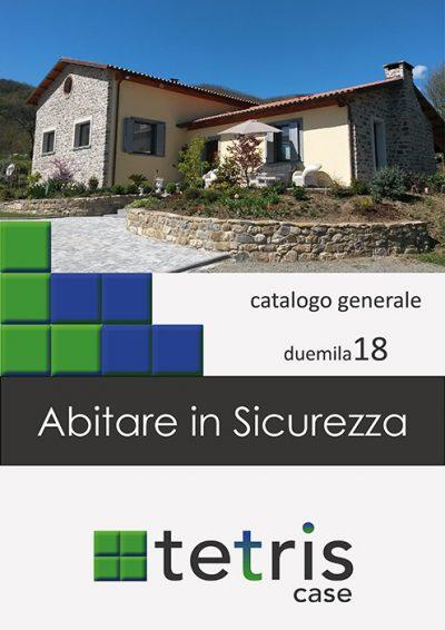 Catalogo case prefabbricate Tetris